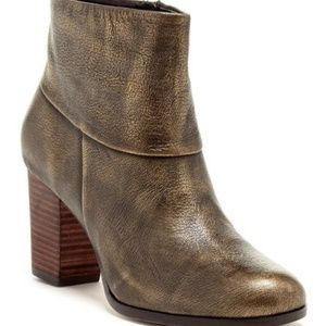 Cole Haan Metalic Cassidy Ankle Boot Sz 9.5